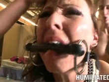 MAria Bellucci acquires her taut gap abused by a enormous hard schlong
