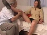 older Grandpa taboo sex with girl by zonapona