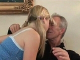 Grandpa loves younger young by angrydaughterfucking