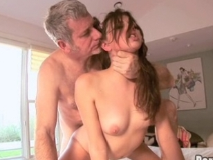Missy Stone creamed with old lover spunk