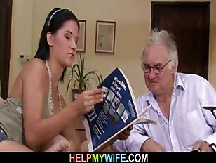 hubby calls guy to fuck his ex-wife