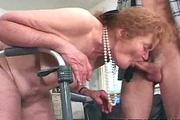 Hardcore old old lady porn