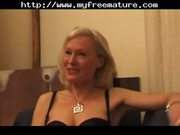 Casting French grandma  old cougar porn .