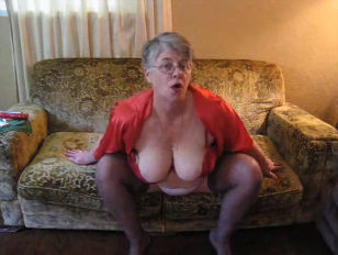 cougar grandmother Ddew Masturbation