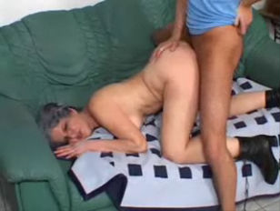 cougar chick likes it all