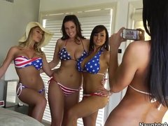 4th of July Group Sex