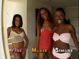 Pink Marie Luv Simone West