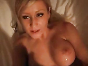 blondy Babe and boy Fuck With C.