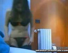 Mexican University Shower