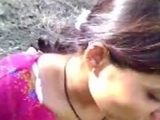 Indian Gujju teen scandal in public park by blomma69