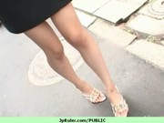 Hot public sex with amateur japanese girl 18