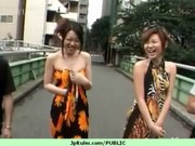 slutty japanese babe get sexed in public
