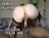 slut rides A enormous nasty black cock
