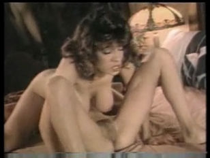 Christy Canyon loves ladies and Boys