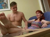 Russian Mom fucking with bf the best of 2012 by xInterx