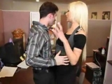 blondy Secretary poked at the Office by sexylucy02