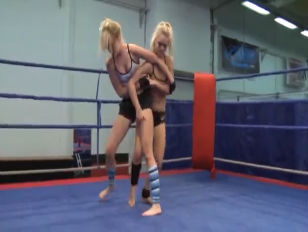 Nude Fight Club two