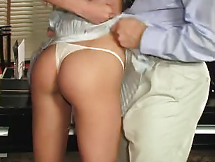 Sex positions in the office