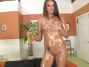 Tori black All Oiled Up