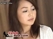 Japanese Housewife Gets nailed Under Show .