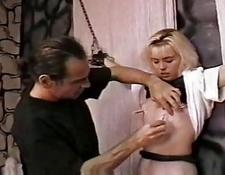 Punish a hot slave chick