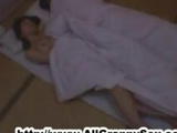 oriental Mother and BF fucking when daddy sleeps by sidras