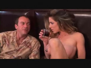 couple gets horny from loud sex in th.