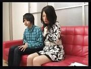 Mother and son watching porn together experiment  four