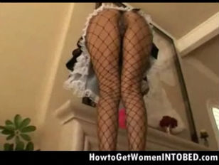 Alexis amore the maid gets pounded