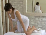 Massage Rooms enormous natural boobs and small hands satisfy by ReallyUseful