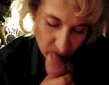 MILF wife licks and fucks and likes every inch