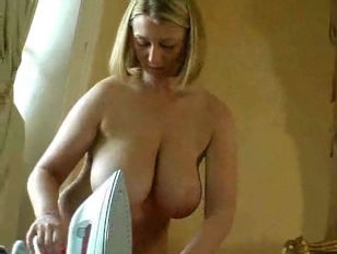 Busty wife booty pounded and jizzed