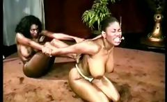 Afro Zulu big Titty whores Nude Fight