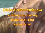 A SWINGER young, A MILF and a FISHING TRIP