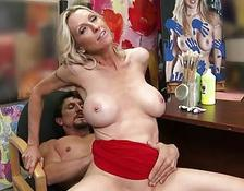 huge Tit Mom Hot For meat