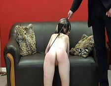 Extreme amateur spanking and whipped butt