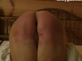 Spanking big ass my fiance Soar and Red by sexy_amateurs
