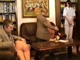 Russian young Red Asses Well Spanked russian cumshots swallow by Lisastsya5806