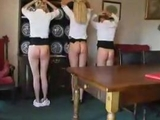 nasty School ladies Get A Spanking by Anonymous