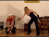 stud spanked and whipped by mistress