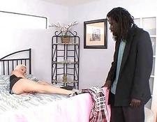 young snatch is fucked hard