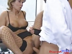 European older Milf