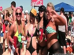 Horny ladies Go Crazy Showing Off Their