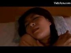 cougar girl Getting Her vagina hammered jizz To Belly On The Mattress