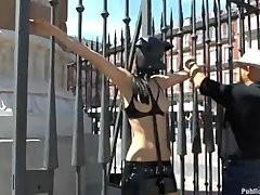 Carol Vega - Public Disgrace In Madrid - HUMILIATION [XP]