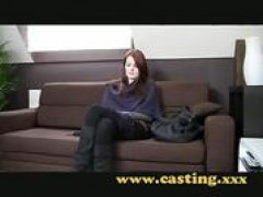 Casting Interview and Audition sex of Australian Babe beauty from Australia