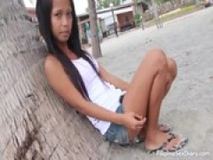 hot teen asian woman