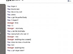 Omegle #11 - blonde sweety Does Everything For My dick