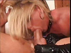 Horny sweety goes for a massive hard meat