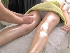 Delighting beauty with massage